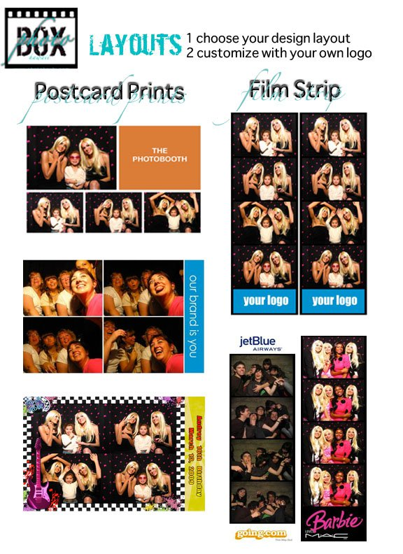 Photo Box Hawaii Layouts