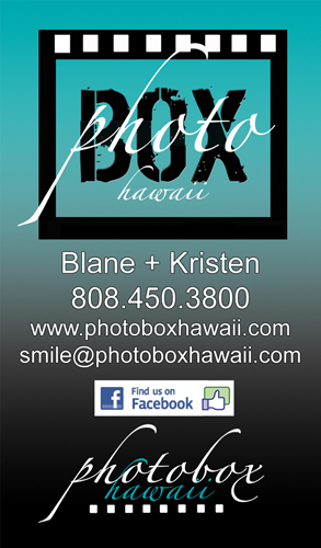 Photo Box Hawaii